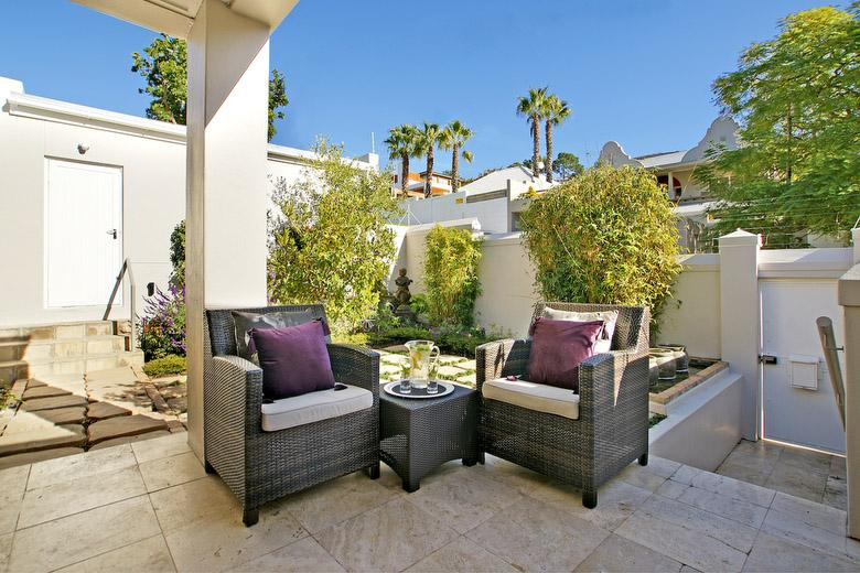 Outdoor - Bright House 2 - Cape Town - rentals