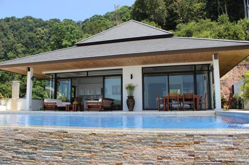 View of the villa - Kulraya Villas - Luxury Pool Villas, Koh Lanta - Koh Lanta - rentals
