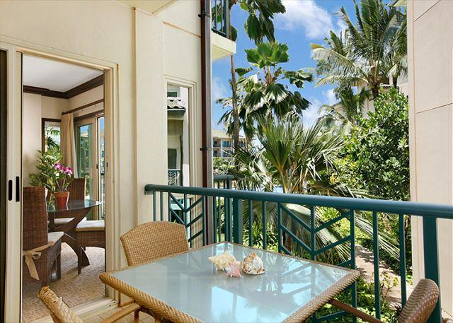 PRIME interior Garden & POOL view ** BEST VALUE** Three beds ** CALL NOW - Image 1 - Kapaa - rentals