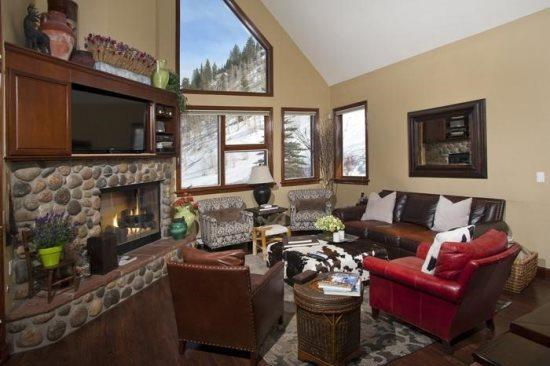 Living Room - Westhaven-Circle - Vail - rentals