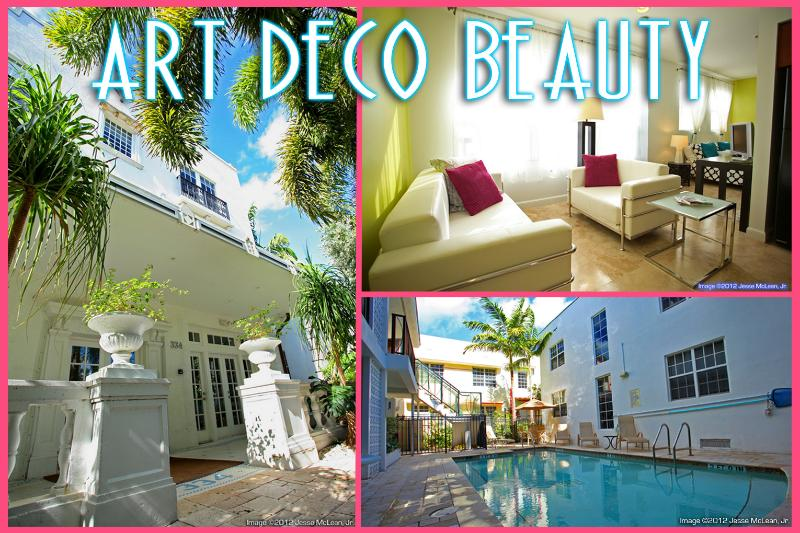 South Beach Living in style! - $95/night in Paradise! South of 5th Art Deco - Miami - rentals