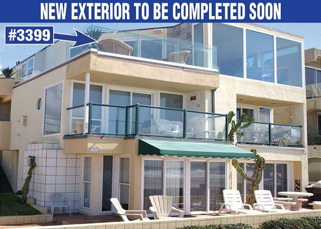 Sweeping oceanfront penthouse! Floor to ceiling glass for amazing views! - Image 1 - San Diego - rentals