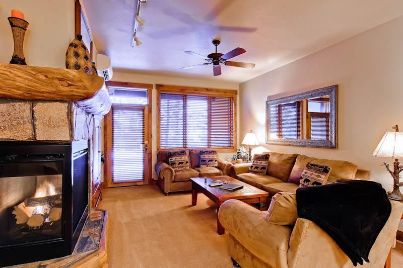 Champagne Lodge 3103 - Image 1 - Steamboat Springs - rentals