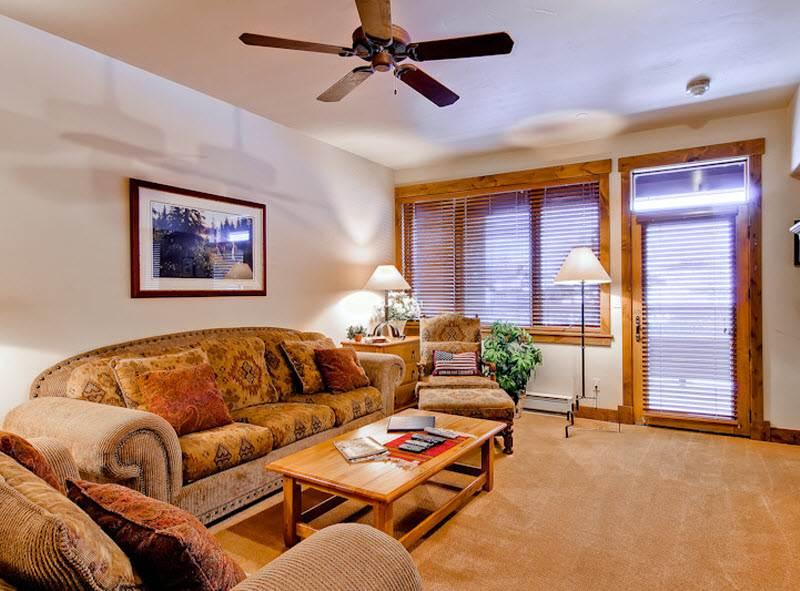 Champagne Lodge 3107 - Image 1 - Steamboat Springs - rentals