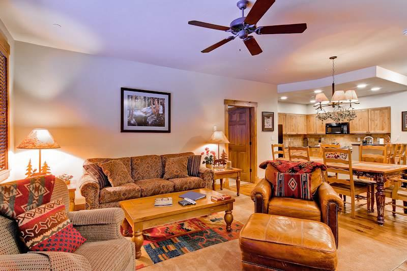 Champagne Lodge 3109 - Image 1 - Steamboat Springs - rentals