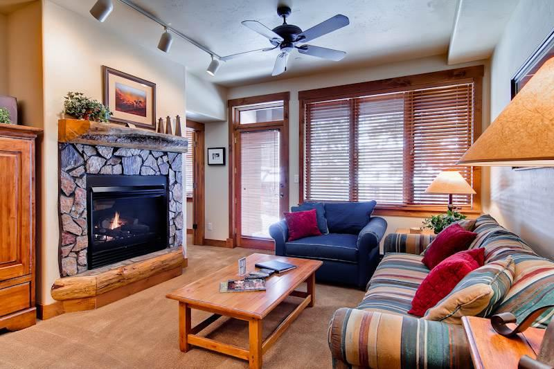 Timberline Lodge 2109 - Image 1 - Steamboat Springs - rentals