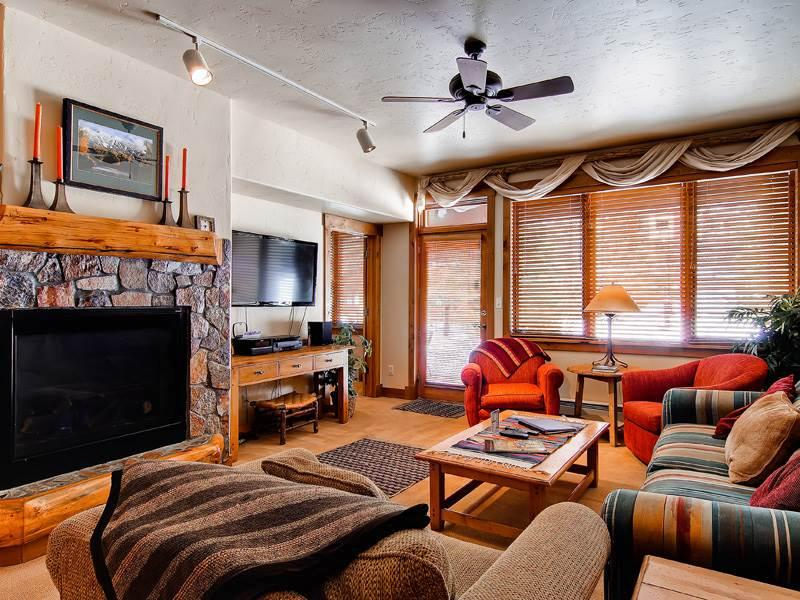 Timberline Lodge 2108 - Image 1 - Steamboat Springs - rentals