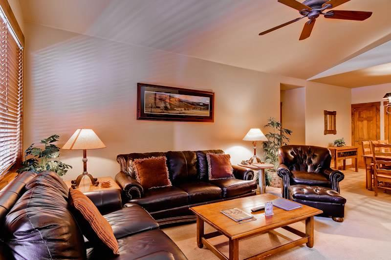 Timberline Lodge 2208 - Image 1 - Steamboat Springs - rentals