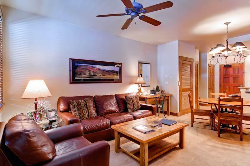 Timberline Lodge 2209 - Image 1 - Steamboat Springs - rentals