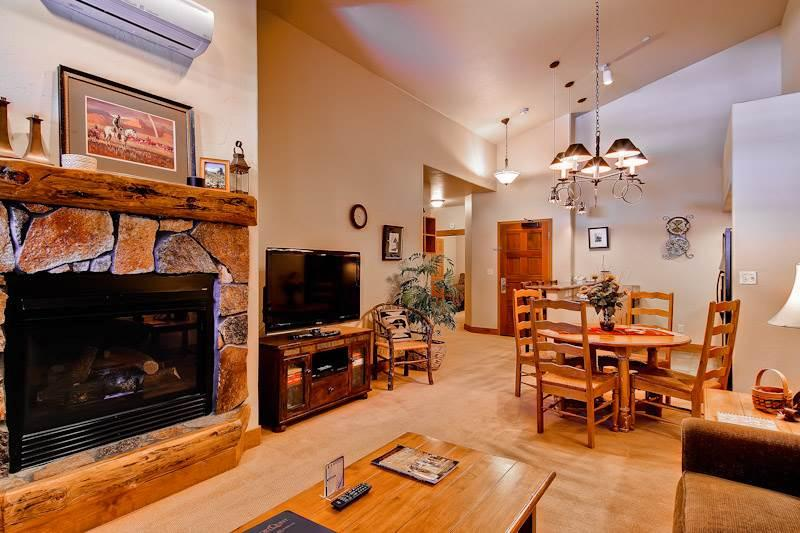 Timberline Lodge 2310 - Image 1 - Steamboat Springs - rentals