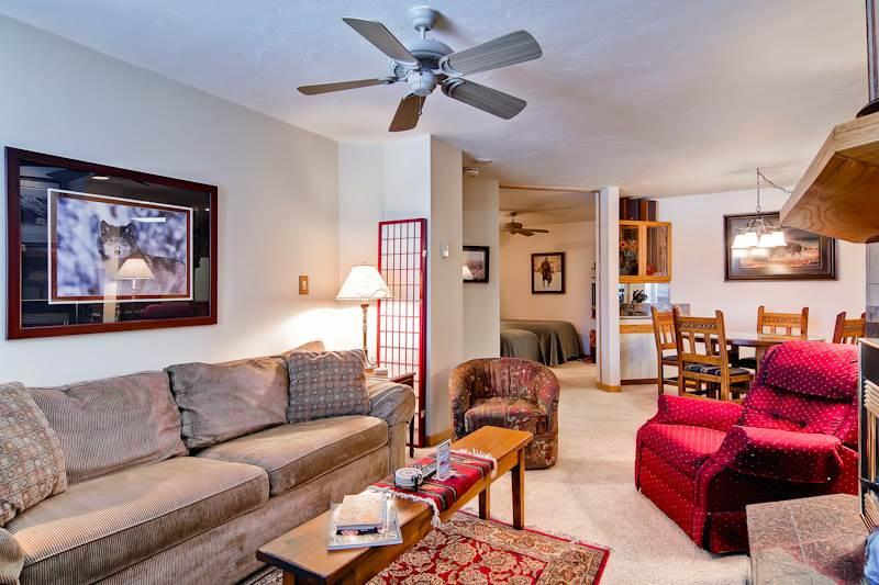 Trappeur's Lodge 1201 - Image 1 - Steamboat Springs - rentals