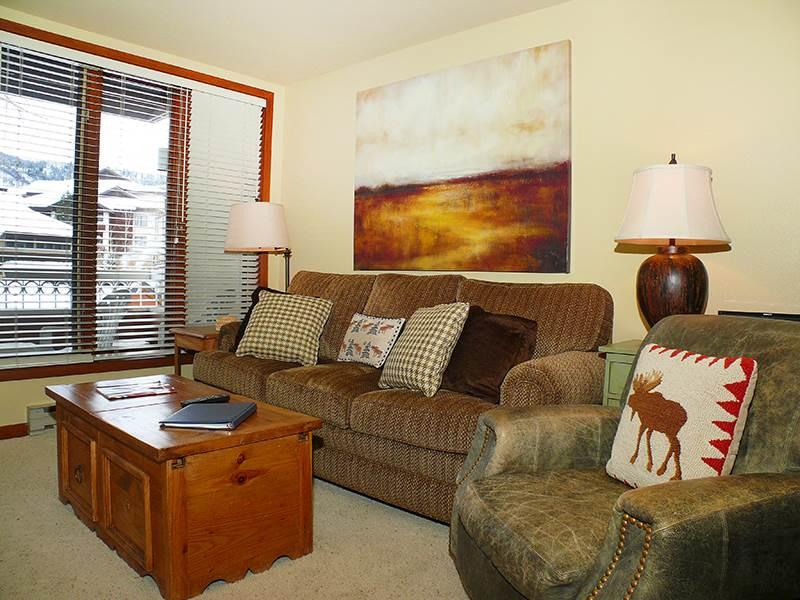 Trappeur's Lodge 1207 - Image 1 - Steamboat Springs - rentals