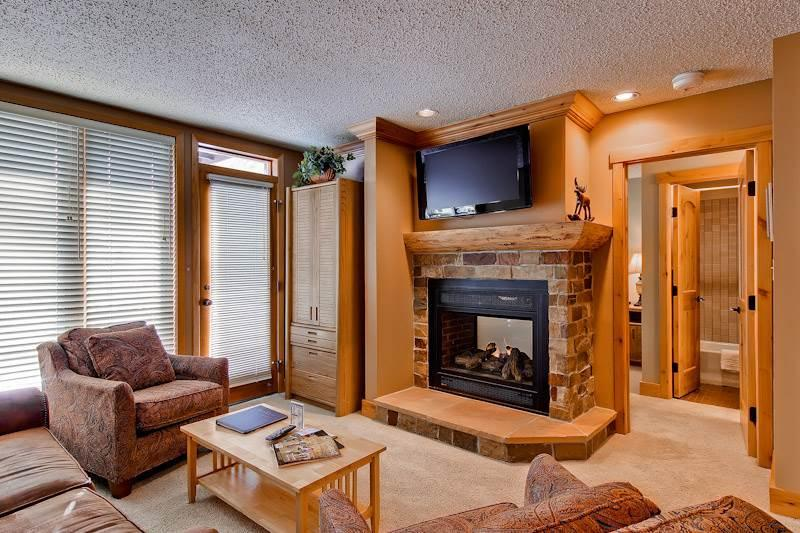 Trappeur's Lodge 1208 - Image 1 - Steamboat Springs - rentals