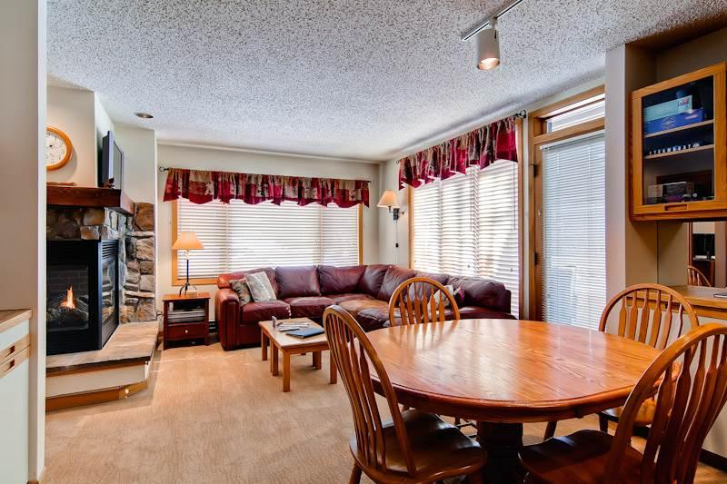 Trappeur's Lodge 1209 - Image 1 - Steamboat Springs - rentals