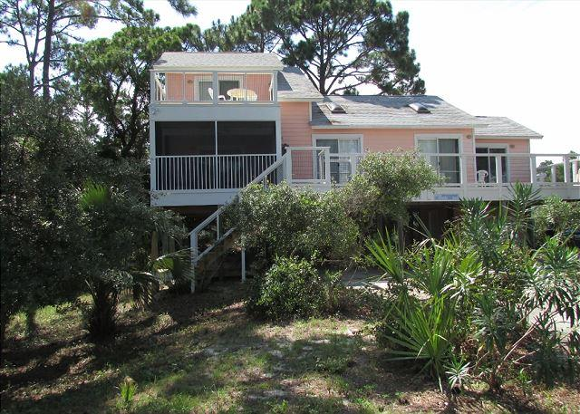 Picture Description - All Conched Out - Cape San Blas - rentals