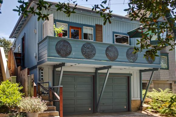 Cambridge Cottage - Available Monthly ONLY - Image 1 - Santa Cruz - rentals