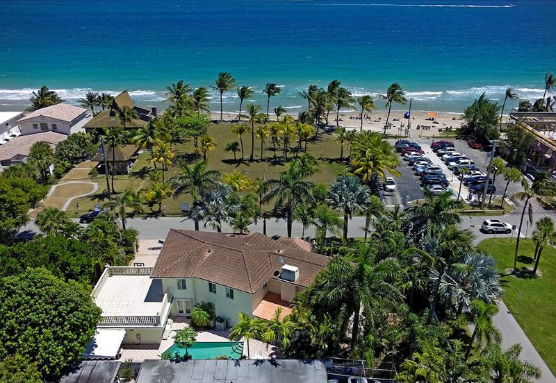 Atlantic Beach House..New Listing! Ocean Front! - Image 1 - Fort Lauderdale - rentals