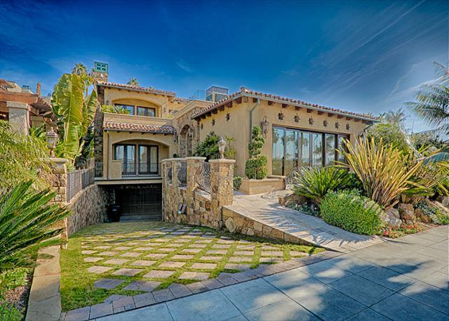 Stunning private home in La Jolla shores is just steps to the sand. - #8449 - Unparalleled Elegance in the Shores - La Jolla - rentals