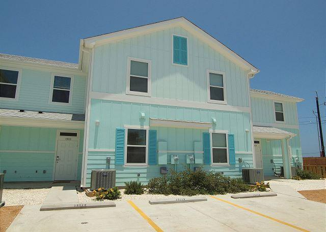 Front of property - Nemo Cay Resort D110 - Corpus Christi - rentals