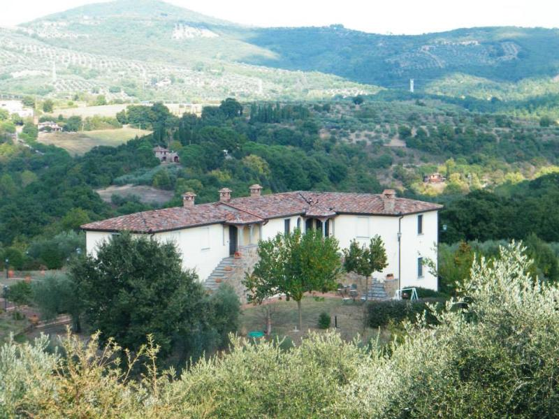 Umbrian Charming Villa Restored 1800'S, 6 LUXURY SUITES with Pool and WI/FI. - Image 1 - Panicale - rentals