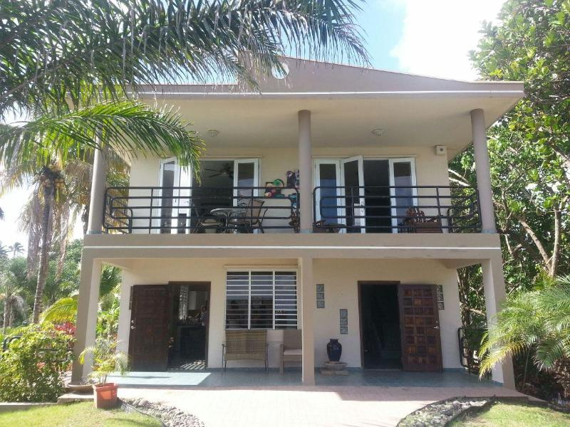 Your Weekend and Vacation Getaway  - Oceanfront Home and 10 minutes from Rincon - Aguada - rentals