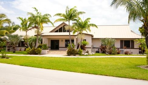 Elegant one storey home - The Palms @ Old Bahama Bay - West End - rentals