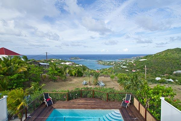 Lovely villa with a fully-equipped kitchen & ocean views WV BLH - Image 1 - Camaruche - rentals
