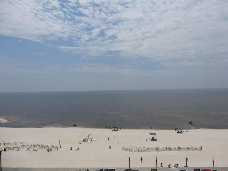 View from balcony - 5 STAR PROPERTY AT SIENNA ON THE COAST - Gulfport - rentals