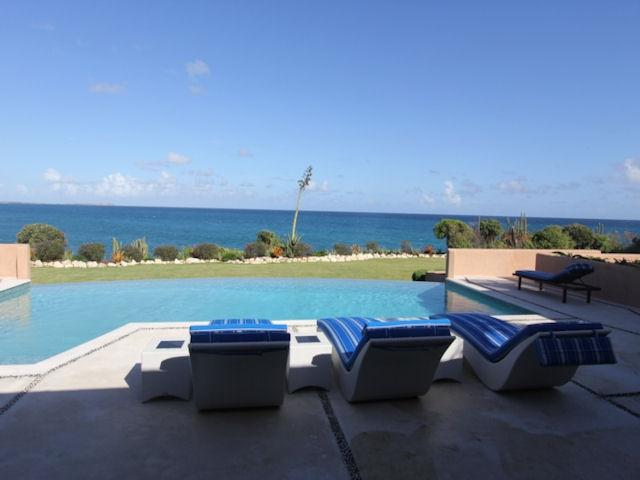 Villa Azura, private water front property - Image 1 - Long Bay - rentals