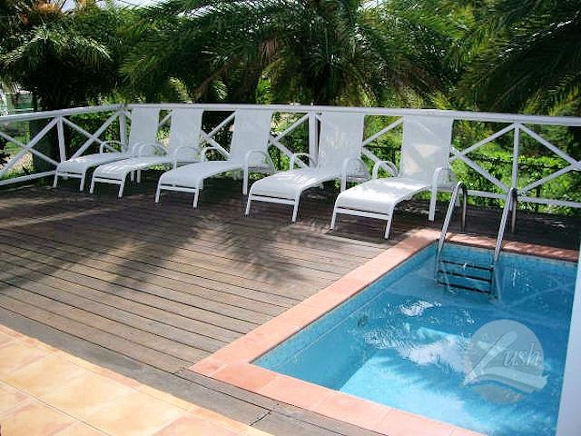 Villa Azure, villa with private pool - Image 1 - Jolly Harbour - rentals