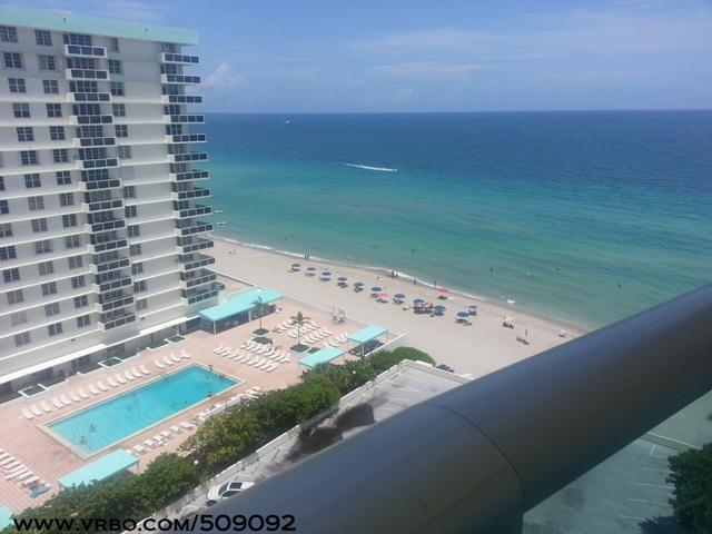 The TIDES, Ocean view balcony, Affordable luxury - Image 1 - Hollywood - rentals