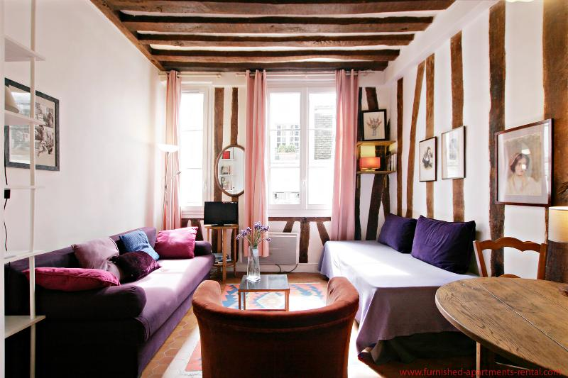 Ideal Condo with 1 Bathroom in Paris (#05325 Studio rue de l'Hôtel Colbert 75005 Paris) - Image 1 - 5th Arrondissement Panthéon - rentals