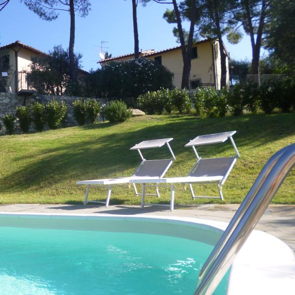 Il Palagetto, 1 bedroom apartment florence hill - Image 1 - Bagno a Ripoli - rentals