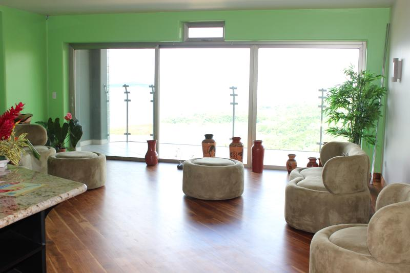Living Room - 2 Beds, 2 Baths Arenal Maleku Condo - Nuevo Arenal - rentals