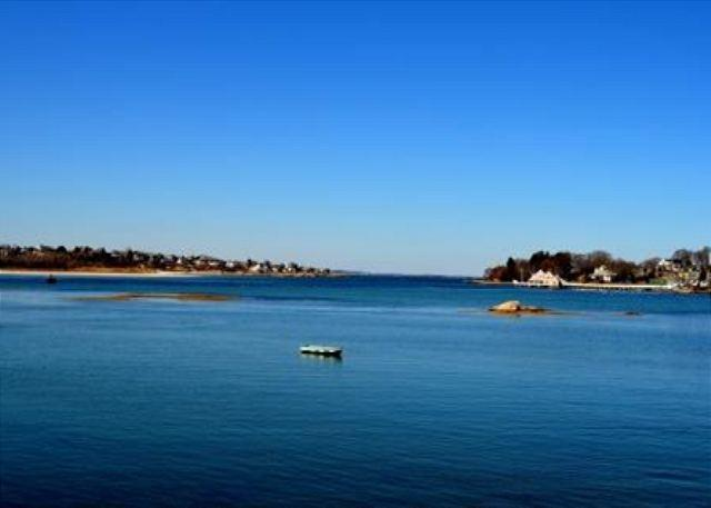 View From Deck - Annisquam Sunset House - Gloucester - rentals