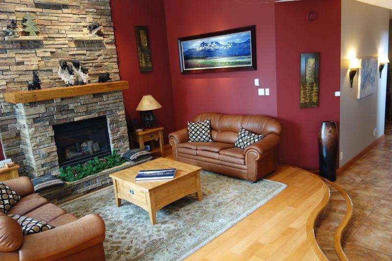 Come in and relax  - Ski-in/Ski-out - 5bdr/7bath -  Silver Star Resort - Silver Star Mountain - rentals