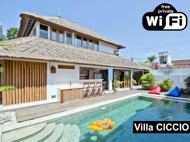 CENTRAL+modern+stylish★FINE Butler VILLA★BIG POOL - Image 1 - Seminyak - rentals