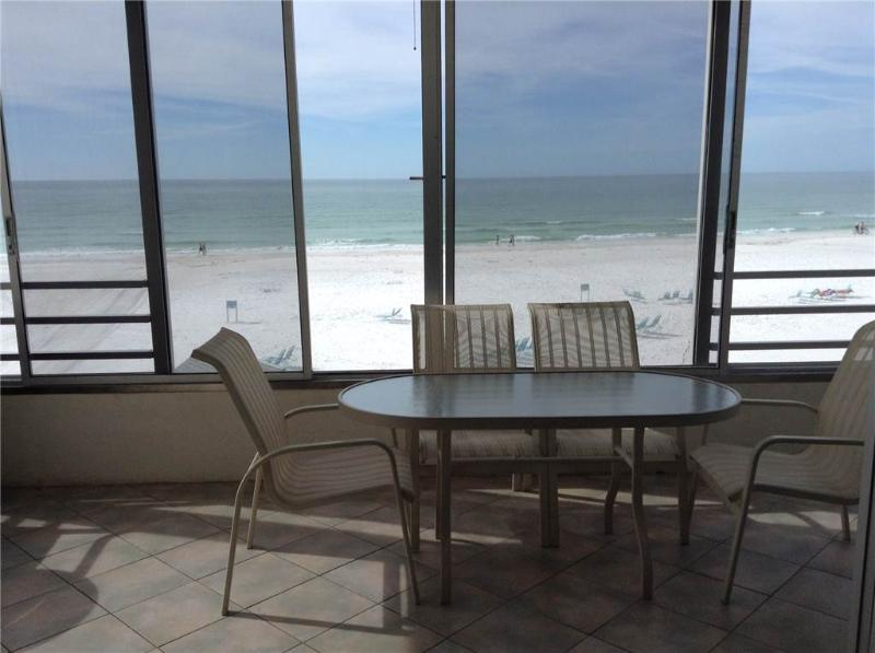 Spectacular view on Crescent Beach, directly on Gulf - 5 South - Image 1 - Siesta Key - rentals