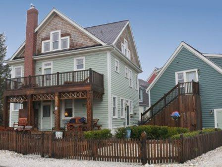Pacific Idyll and Carriage House - Pacific Idyll w/ Carriage House - Pacific Beach - rentals
