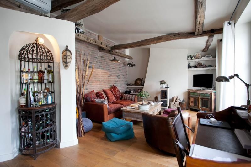 Apart for 2 in the hearth of the Marais - Image 1 - 13th Arrondissement Gobelins - rentals