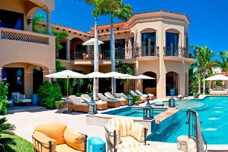 Hacienda - Stunning Ocean Views, Fire-pit, Private Pool and Heated Spa - Image 1 - Cabo San Lucas - rentals
