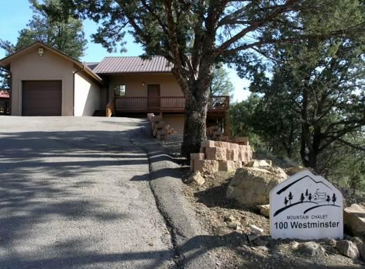 Mountain Chalet - Image 1 - Ruidoso - rentals