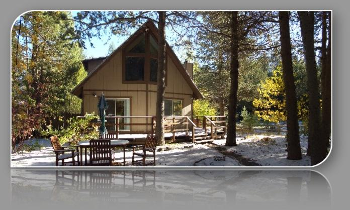 Early Fall Dustin of Snow on the A Frame - Family Tahoe Retreat 3BR/2BA- So.Lake Near Casinos - South Lake Tahoe - rentals