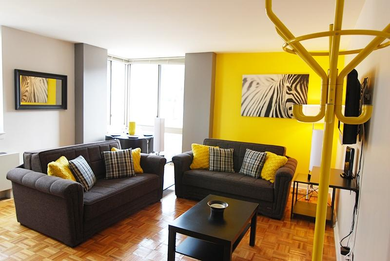 Middle of all action, Monthly Rental Apartment !! - Image 1 - New York City - rentals