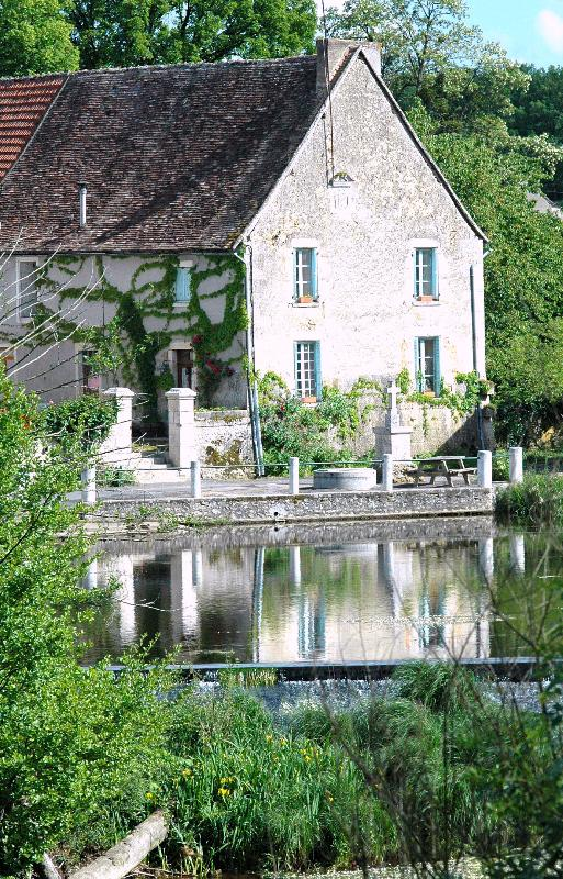 The House - Historic Riverside Home, southern Loire Valley - Angles sur l'Anglin - rentals