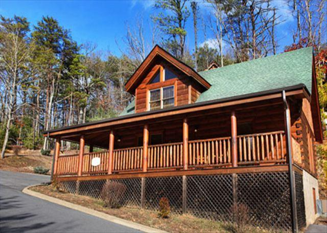 A Little Slice of Heaven a one bedroom cabin - Image 1 - Sevierville - rentals