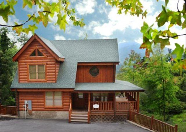 7th Heaven a three bedroom cabin - Image 1 - Sevierville - rentals