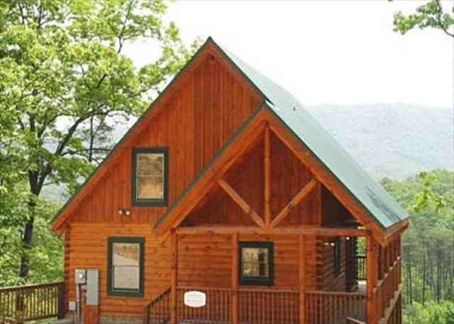 Blue Horizons a four bedroom cabin - Image 1 - Pigeon Forge - rentals