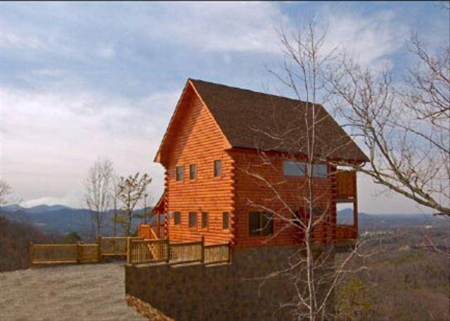 Chocolate Moose a two bedroom cabin - Image 1 - Sevierville - rentals