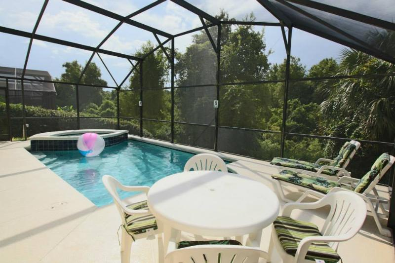 Completely Private Pool- Backs onto Conservation - Amazing Private Pool & Villa 5 minutes to Disney! - Kissimmee - rentals